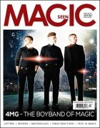 Magicseen No. 91 (March 2020) by Mark Leveridge & Graham Hey & Phil Shaw
