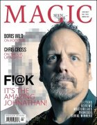 Magicseen No. 97 (March 2021) by Mark Leveridge & Graham Hey & Phil Shaw