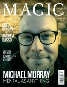 Magicseen No. 98 (May 2021) by Mark Leveridge & Graham Hey & Phil Shaw