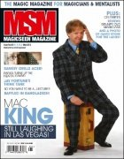 Magicseen No. 44 (May 2012) by Mark Leveridge & Graham Hey & Phil Shaw