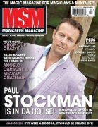 Magicseen No. 47 (Nov 2012) by Mark Leveridge & Graham Hey & Phil Shaw