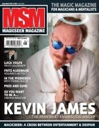 Magicseen No. 51 (Jul 2013) by Mark Leveridge & Graham Hey & Phil Shaw