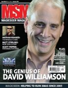 Magicseen No. 54 (Jan 2014) by Mark Leveridge & Graham Hey & Phil Shaw