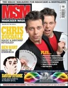 Magicseen No. 58 (Sep 2014) by Mark Leveridge & Graham Hey & Phil Shaw