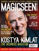 Magicseen No. 66 (Jan 2016) by Mark Leveridge & Graham Hey & Phil Shaw