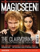 Magicseen No. 71 (Nov 2016) by Mark Leveridge & Graham Hey & Phil Shaw