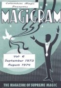 Magigram: 10 effects from volume 6 by Aldo Colombini