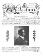 Mahatma Volume 6 (Jul 1902 - Jun 1903) by George H. Little