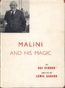 Malini and his Magic (used) by Dai Vernon