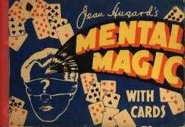 Mental Magic with Cards by Jean Hugard
