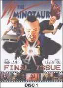 THE MINOTAUR Final Issue DVD Disc 1 by Marvin Leventhal & Dan Harlan
