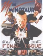 THE MINOTAUR Final Issue DVD Set (Disc 1 & 2) by Marvin Leventhal & Dan Harlan