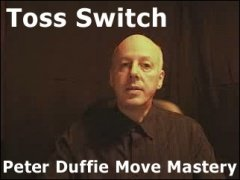 Toss Switch by Peter Duffie