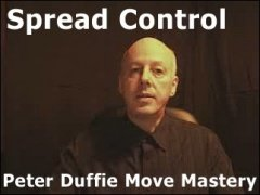Spread Control by Peter Duffie