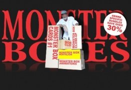 Monsterbox #3: Mentalism by (Benny) Ben Harris