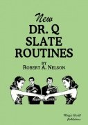 New Dr. Q Slate Routines by Robert A. Nelson