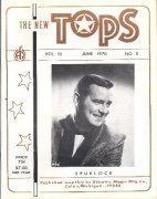 New Tops June 1970 (used) by Percy Abbott