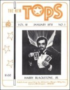 New Tops Volume 18 (1978) by Neil Foster
