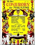The New Conjurors' Magazine: Volume 1 (Feb 1945 - Jan 1946) by Julien J. Proskauer & Walter Gibson