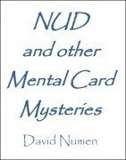 NUD - Numen's Utility Deck: And other Mental Card Mysteries by David Numen
