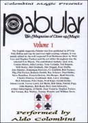 Pabular: 10 effects from volume 1 by Aldo Colombini