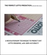 The Perfect Lotto Prediction by Mike Kempner