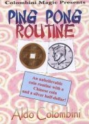 Ping Pong Routine by Aldo Colombini