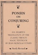 Ponsin on Conjuring by Jean Nicolas Ponsin & Sam Sharpe