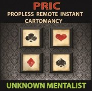 PRIC: Propless Remote Instant Cartomancy by Unknown Mentalist