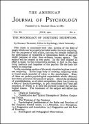 The Psychology of Conjuring Deceptions by Norman Triplett