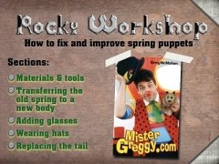 Rocky Workshop by Greg McMahan