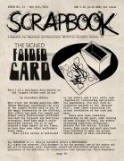 Scrapbook Issue 11 by Alexander de Cova