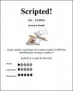 Scripted #31: Clippo by Larry Brodahl