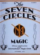 Seven Circles Volume 4 (October 1932 - December 1933) by Walter Gibson