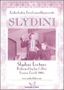 Slydini Lecture 2005 by Jim Cellini