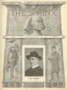 The Sphinx Volume 4 (Mar 1905 - Feb 1906) by Albert M. Wilson