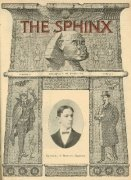 The Sphinx Volume 5 (Mar 1906 - Feb 1907) by Albert M. Wilson