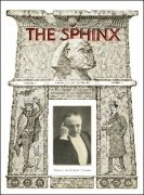The Sphinx Volume 6 (Mar 1907 - Feb 1908) by Albert M. Wilson