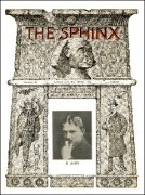 The Sphinx Volume 7 (Mar 1908 - Feb 1909) by Albert M. Wilson