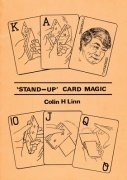 Stand-Up Card Magic by Colin H. Linn