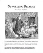 Strolling Bizarre by Vincent Wilson