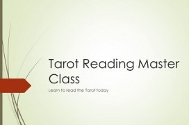 Tarot Reading Master Class by Jesse Lewis