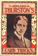Howard Thurston's Card Tricks by Howard Thurston