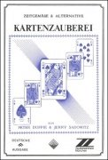 Zeitgemäße und Alternative Kartenzauberei by Peter Duffie & Jerry Sadowitz