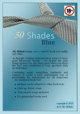 50 Shades Blue by Nic Holson