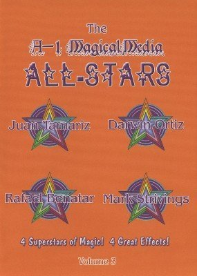 A1 All Stars Volume 3 by Various Authors