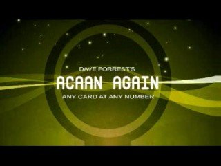 ACAAN Again by Dave Forrest