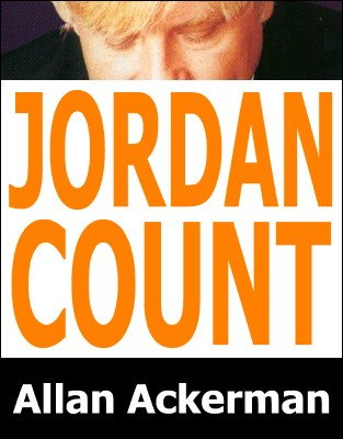Jordan Count by Allan Ackerman