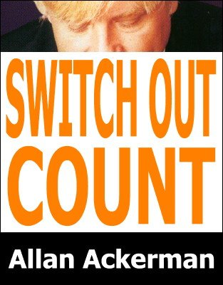 Switch Out Count by Allan Ackerman