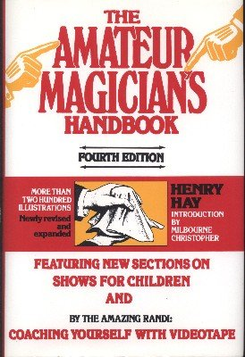The Amateur Magician's Handbook (used) by Henry Hay